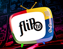 FlipTv Opening Secuence