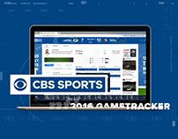 CBSSports NFL Gametracker