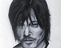 Portrait - Daryl Dixon