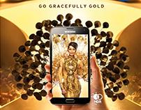 Samsung Print Ads