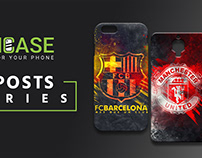 Phone Cases Mockup