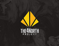 Brand Identity - The 4North Project