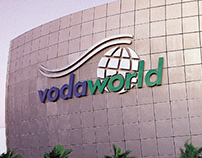 Vodaworld Brand Identity & Signage
