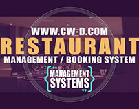 Restaurant Management and Booking System