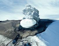 Aspirin Volcano