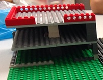 Lego Competition, 2015