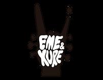 EME&XURE Identity