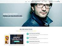 Anova – Creative Multipurpose WordPress Theme