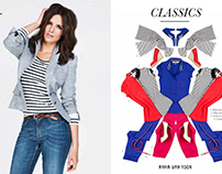 Retail Fashion brands