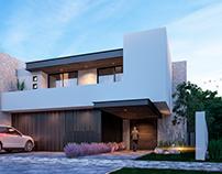 Casa AMG by Aurum02 arquitectos