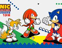 STA Sonic mini Marathon
