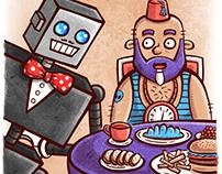 """Renton the Robot"" Page 2"