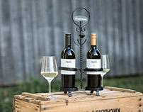Weingut Heiß: Corporate Design
