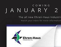 Ehren-Haus launch preview campaign