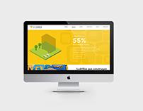 Educafrica – Diseño web
