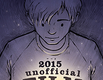 2015 Unofficial Film Festival Poster