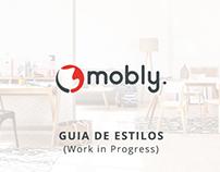 Mobly - Guia de Estilos - WIP