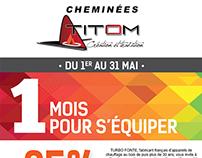 Cheminées Titom - Email marketing