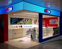 TIM & Microsoft - Nokia LUMIA temporary store