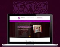 Фабрика мебели «Авантаж» - лэндинг и интернет-магазин