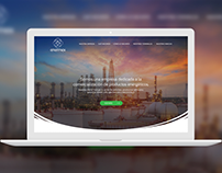 Enermex Web Design