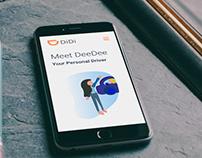 Didi Refresh: Meet DeeDee