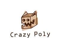 crazy_poly_papercraft