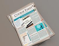 Newsletter Cookie Times | Britannia