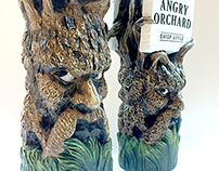 ANGRY ORCHARD CIDER TAP HANDLE