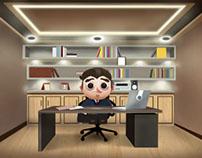 Intro Ani. Bernie - Jamfactory/ Noodle factory
