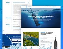 OsmoBot - Website Design
