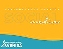 Social Media   Supermercados Avenida