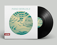 EMI Records KPM - Piano Worlds 2