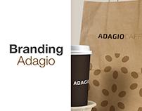 Adagio - Branding