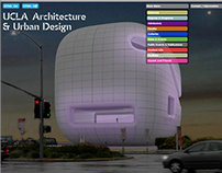 UCLA A.UD Website 2008