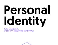 Personal identity - EN concept