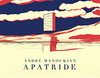 "Andre Manoukian ""Apatride"" Cover"