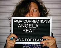 AIGA PORTLAND board member 2009-2015