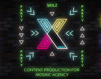 Mosaic: Content Production