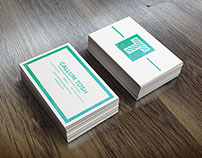 Personal Branding and Business Cards.