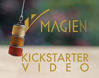 """MAGIEN"" - Crowdfunding Video"