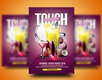 Feminine Touch Flyer