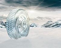 Bridgestone Ice Tire