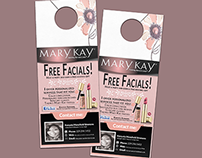 Mary Kay Door Hangers