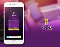 Quick Charge App - Android - iphone