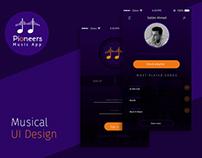 Musical UI Design
