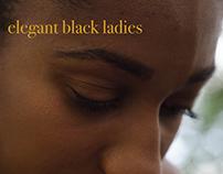 Elegant Black Ladies