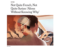 NYT - Not Quite French, Not Quite Syrian