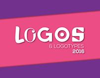 LOGOS & LOGOTYPES (2016)
