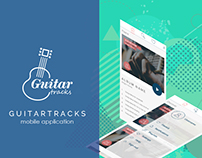 GuitarTracks application